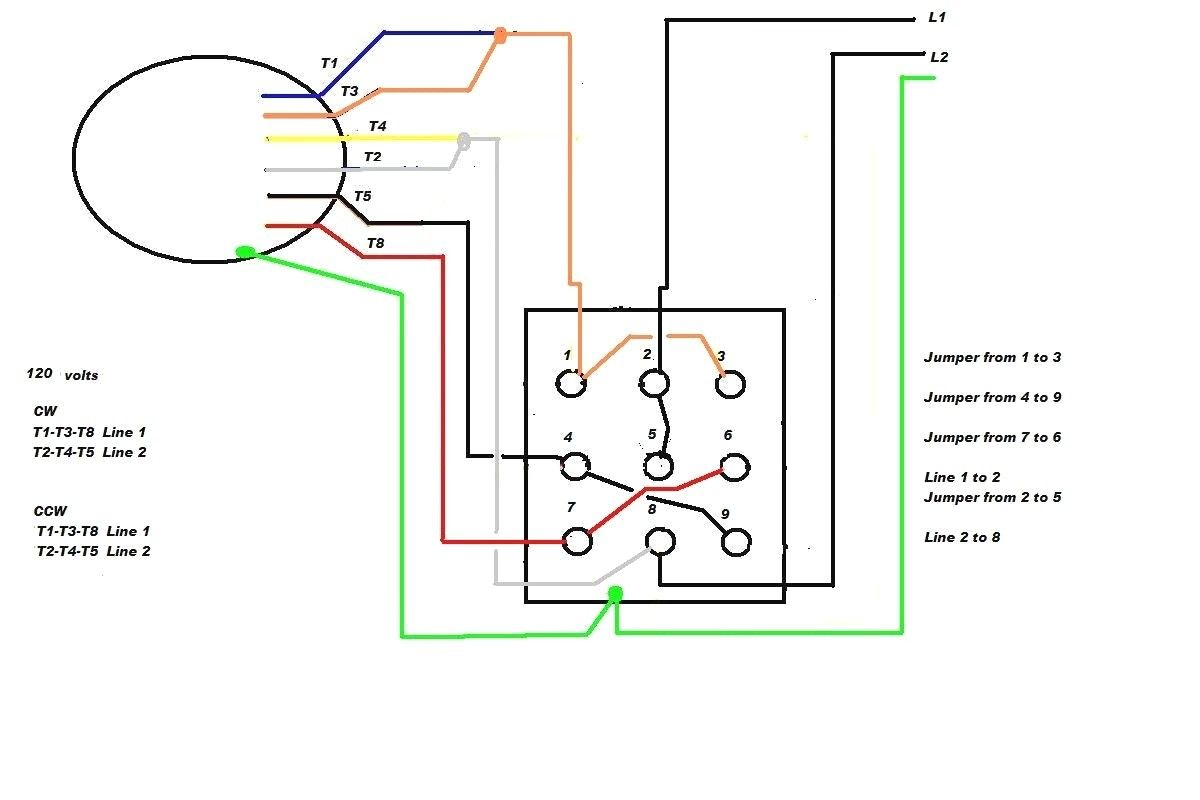 3 Phase 6 Lead Motor Wiring Diagram in 2020 | Electrical circuit diagram,  Circuit diagram, CapacitorsPinterest