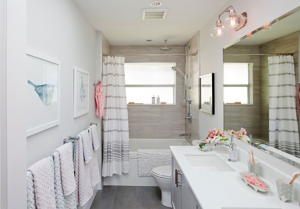 Bathroom Fixtures List love it or list it vancouver: sally & ed - main bathroom | love it