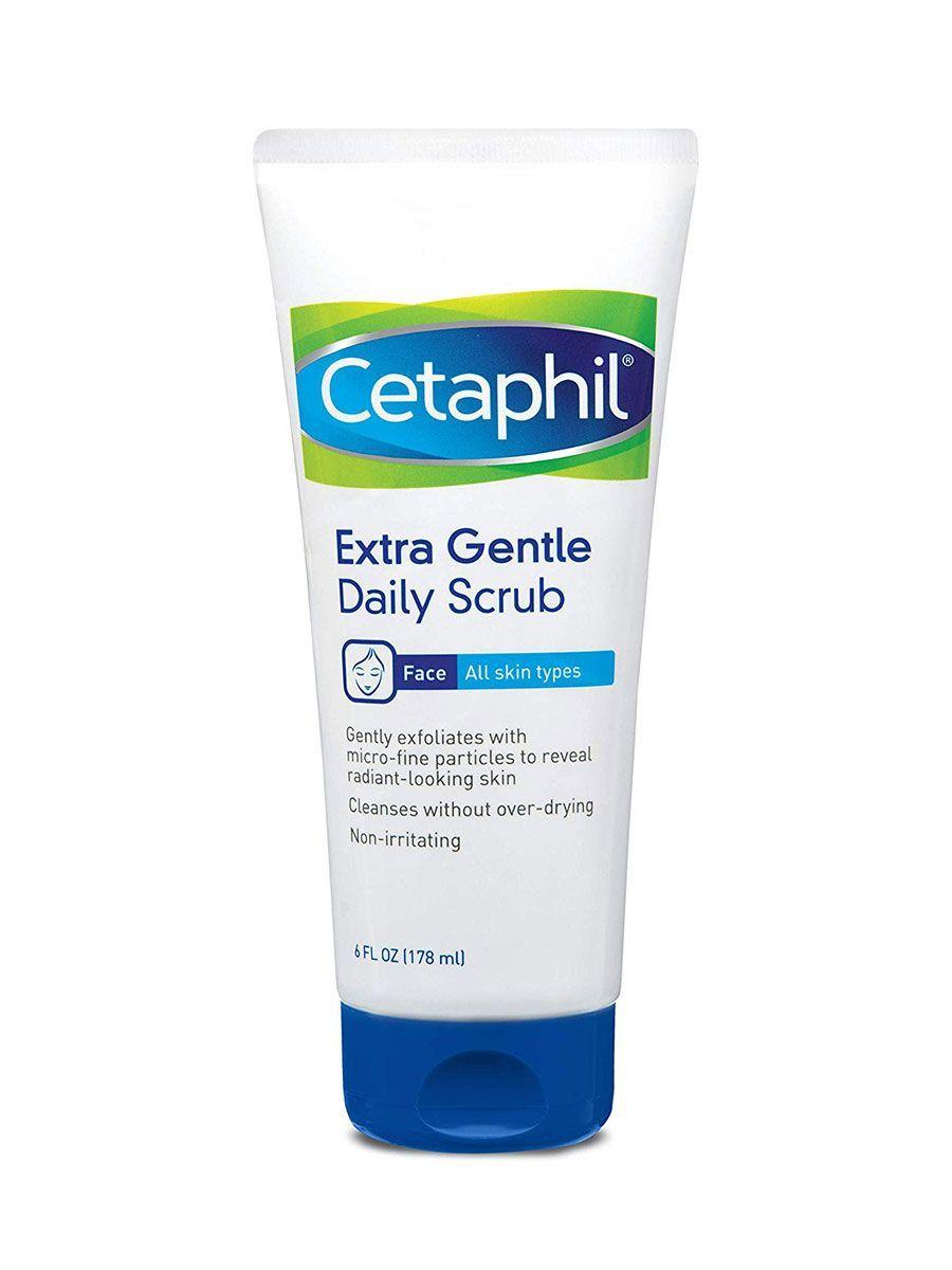 Cetaphil Gentle Exfoliating Facial Cleanser Skincaretipsforteens