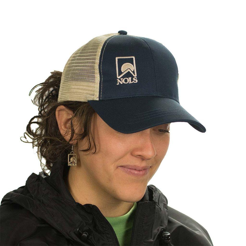 c6c2ac77f03 NOLS Trucker Hat
