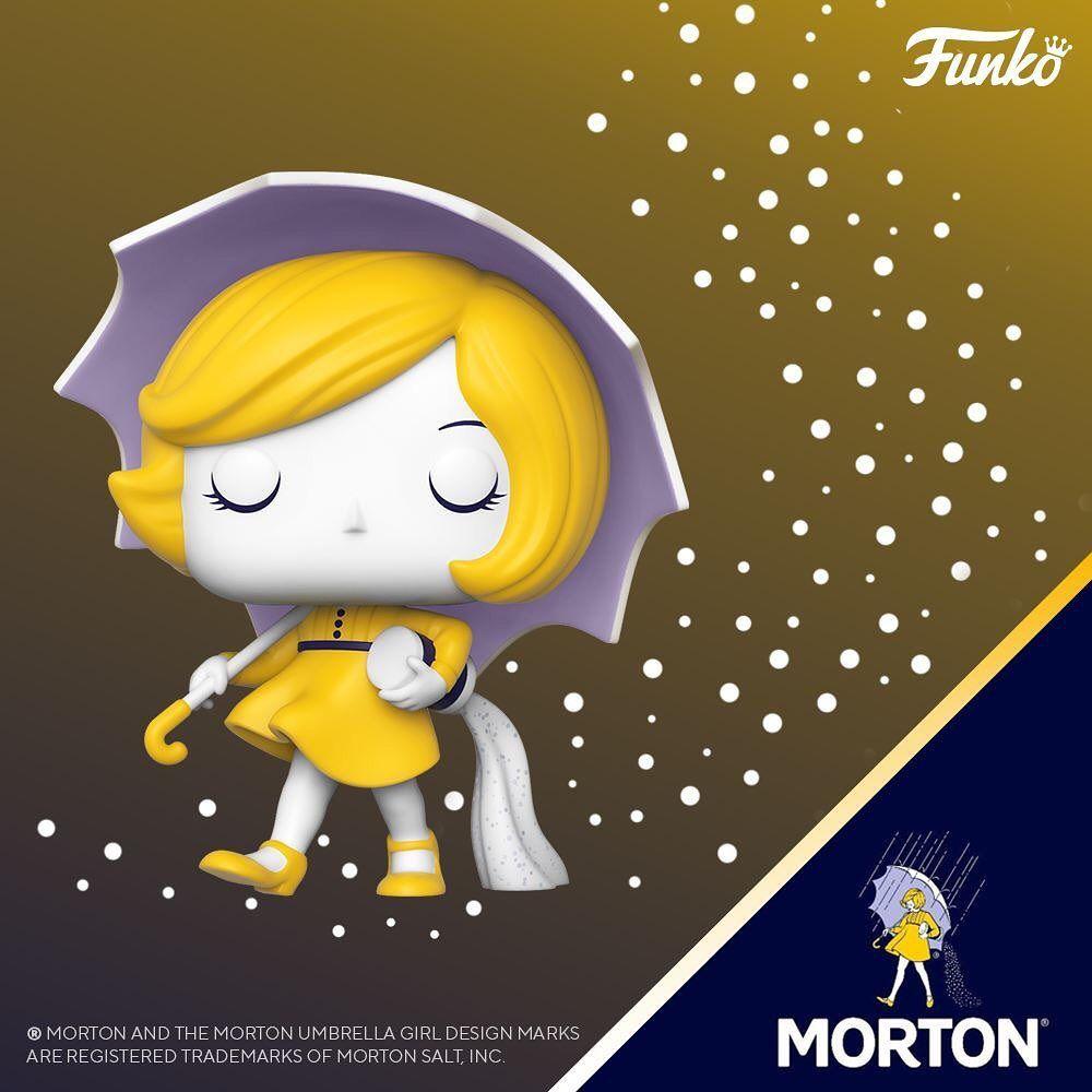 MORTON SALT GIRL VINYL FIGURE FUNKO POP