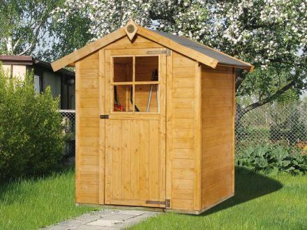 Gartenhaus Benji 1 für nur 449,99 € B152xT130 cm