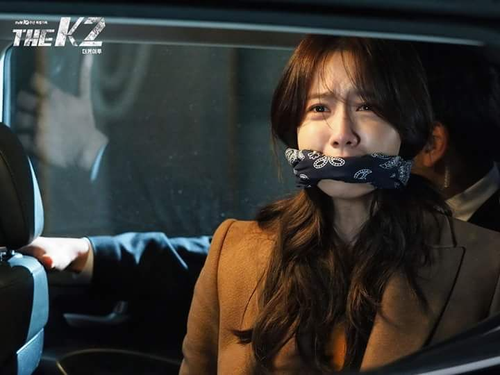 161114 tvN 'The K2' OFFICIAL update SNSD Yoona