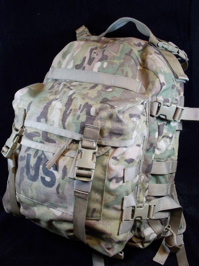 1b5f4c2e63d USGI Multicam MOLLE II Assault Pack OCP Assault Pack