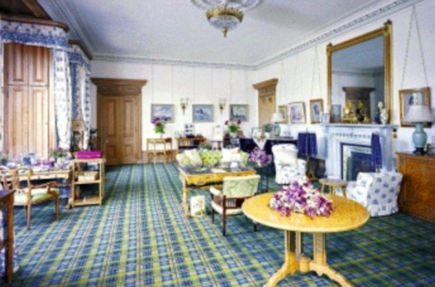 In 1983 the Queen commissioned a series of photographs of Balmoral castle  from Sir Geoffrey Shakerley. Step back in time  Revealing enchanting personal photographs and