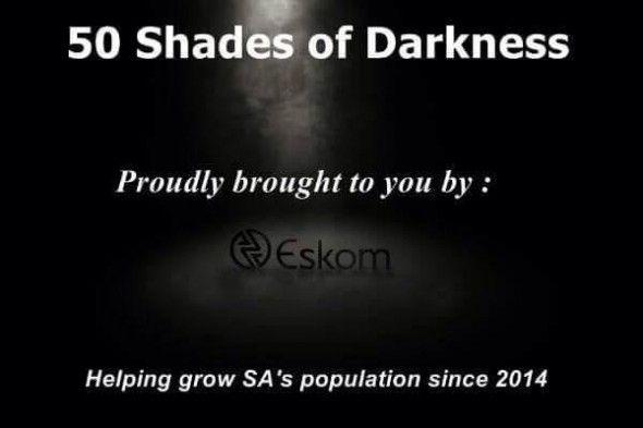 South African load shedding humour   jokes   Africa, Kwazulu