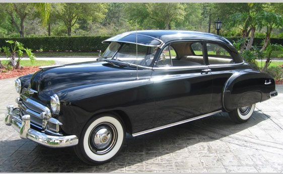 1950 Chevy Deluxe 2 Door Black Google Search Dream Cars Chevy Chevrolet