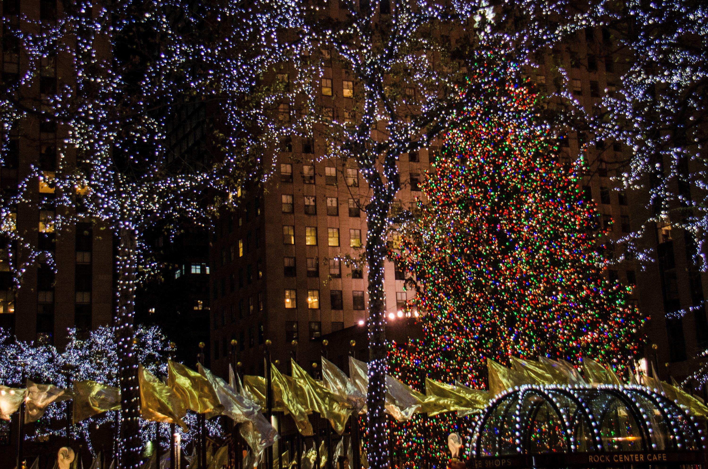 Where to see Christmas lights in NYC | Christmas lights and Lights