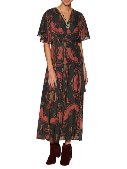 44cfca75f3cf Sweet Escape Wrap Maxi Dress by Free People at Gilt