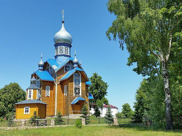 Belarus, Białowieża forest, Kamieniuki