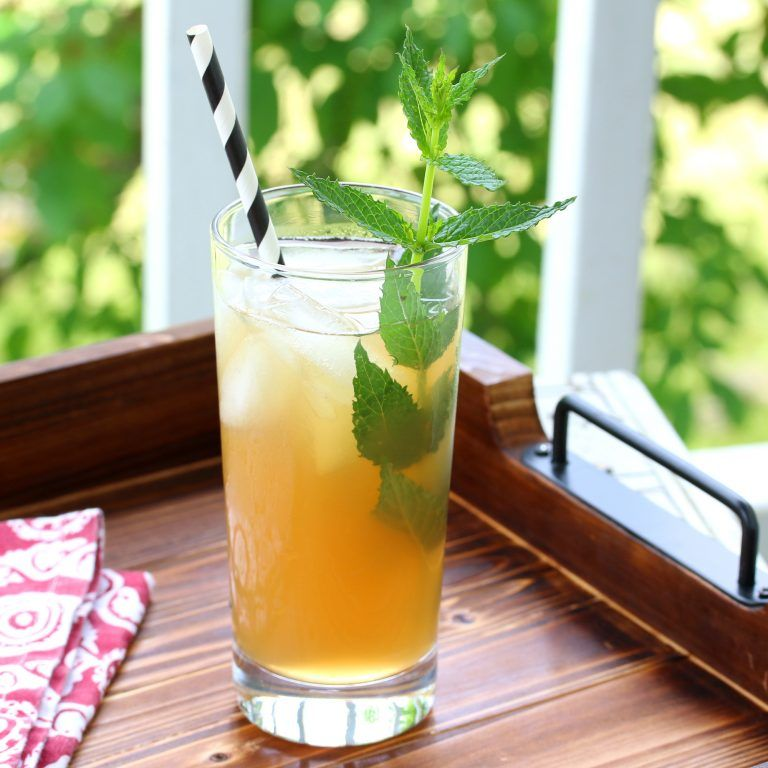 how to make peppermint tea with peppermint oil