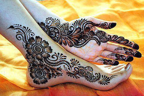 Mehndi Foot Designs : Mehandi design pinterest designs hennas and