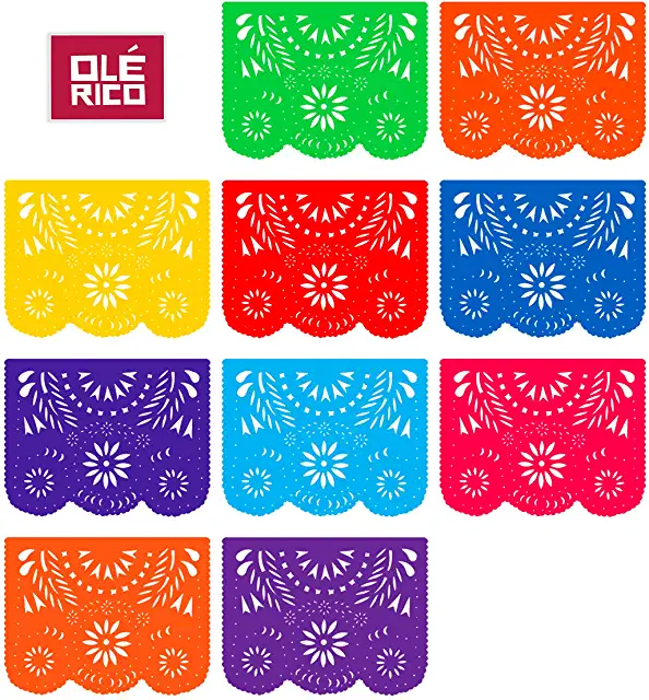 Amazon Com Party Supplies Mexican Theme Themed Party Supplies Kids Birthday Themes Geek Party
