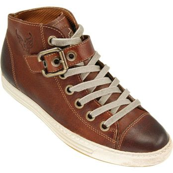 Antique leather sneaker - love no shipping costs at Zapatos