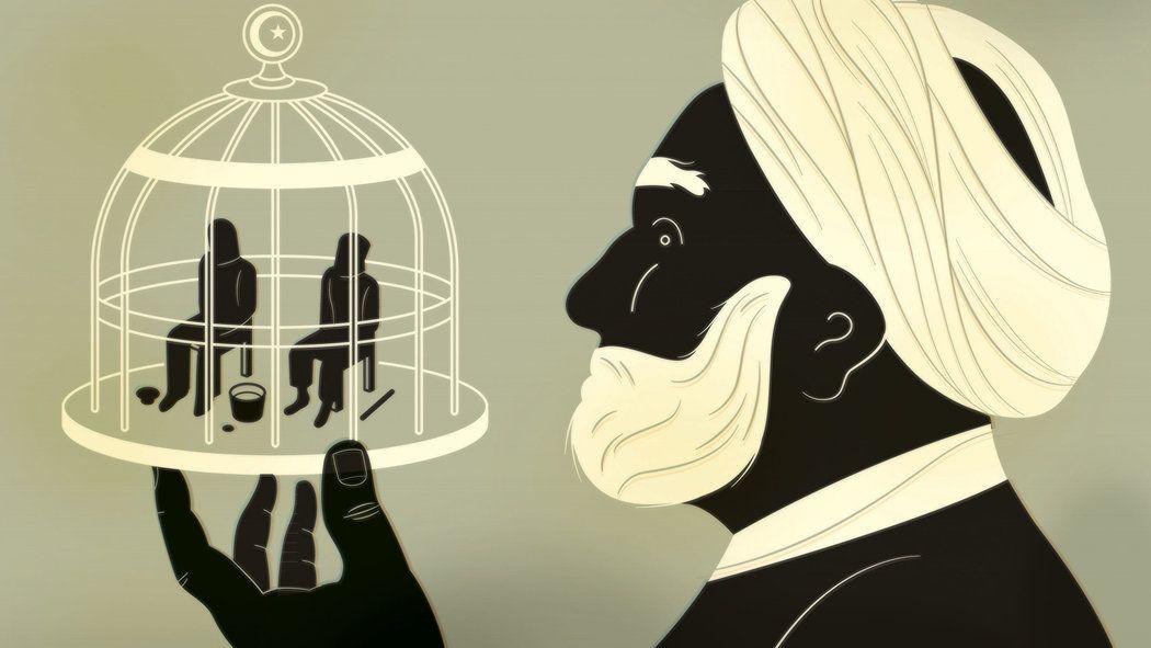 Jason Rezaian's Arrest in Iran Is a Ploy to Weaken Rouhani