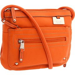 Tignanello Crossbody Bag Gotta Love The Orange Handbags Leather
