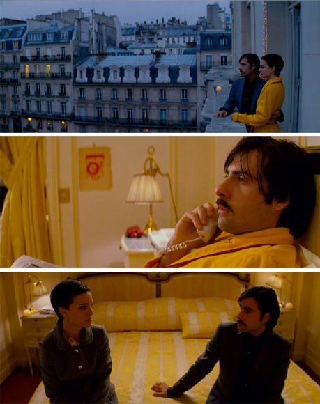 Jason Schwartzman And Natalie Portman In Wes Andersons Hotel Chevalier