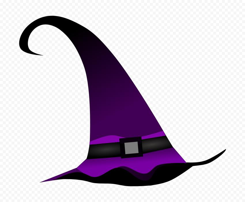 Hd Witch Hat Illustration Vector Cartoon Clipart Halloween Png Cartoon Clip Art Clip Art Witch Hat