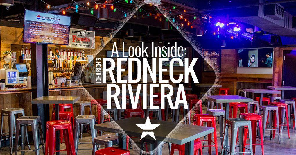 A Look Inside: Redneck Riviera | Nashville Guru | Nashville