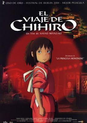 El Viaje De Chihiro Latino Chihiro Pelicula Peliculas De Animacion Peliculas