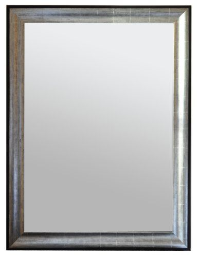 silver modern picture frames. Raphael Rozen - Modern Hanging Framed Wall Mounted Mirror, Antique Silver  Http://www.amazon.com/dp/B00GQDJEPW/ref\u003dcm_sw_r_pi_dp_lK- Silver Modern Picture Frames E