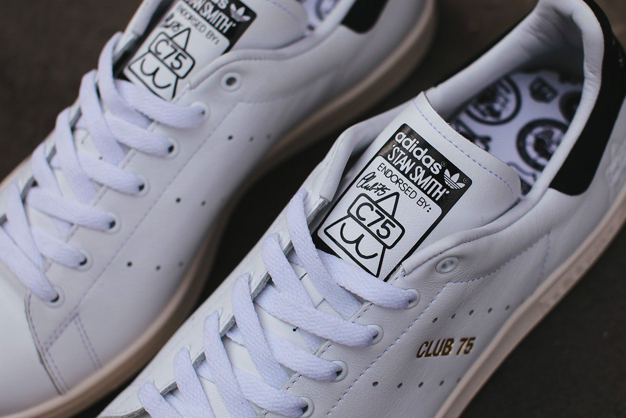 wholesale dealer fb5fe 08fce Club 75 x adidas Originals, Stan Smith.