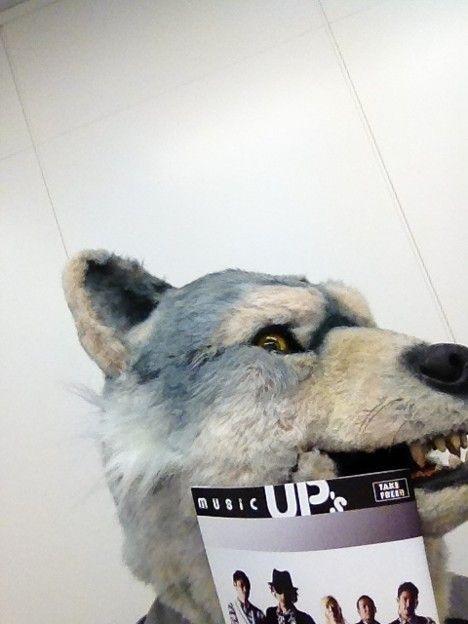 music UP's取材... - フォト蔵