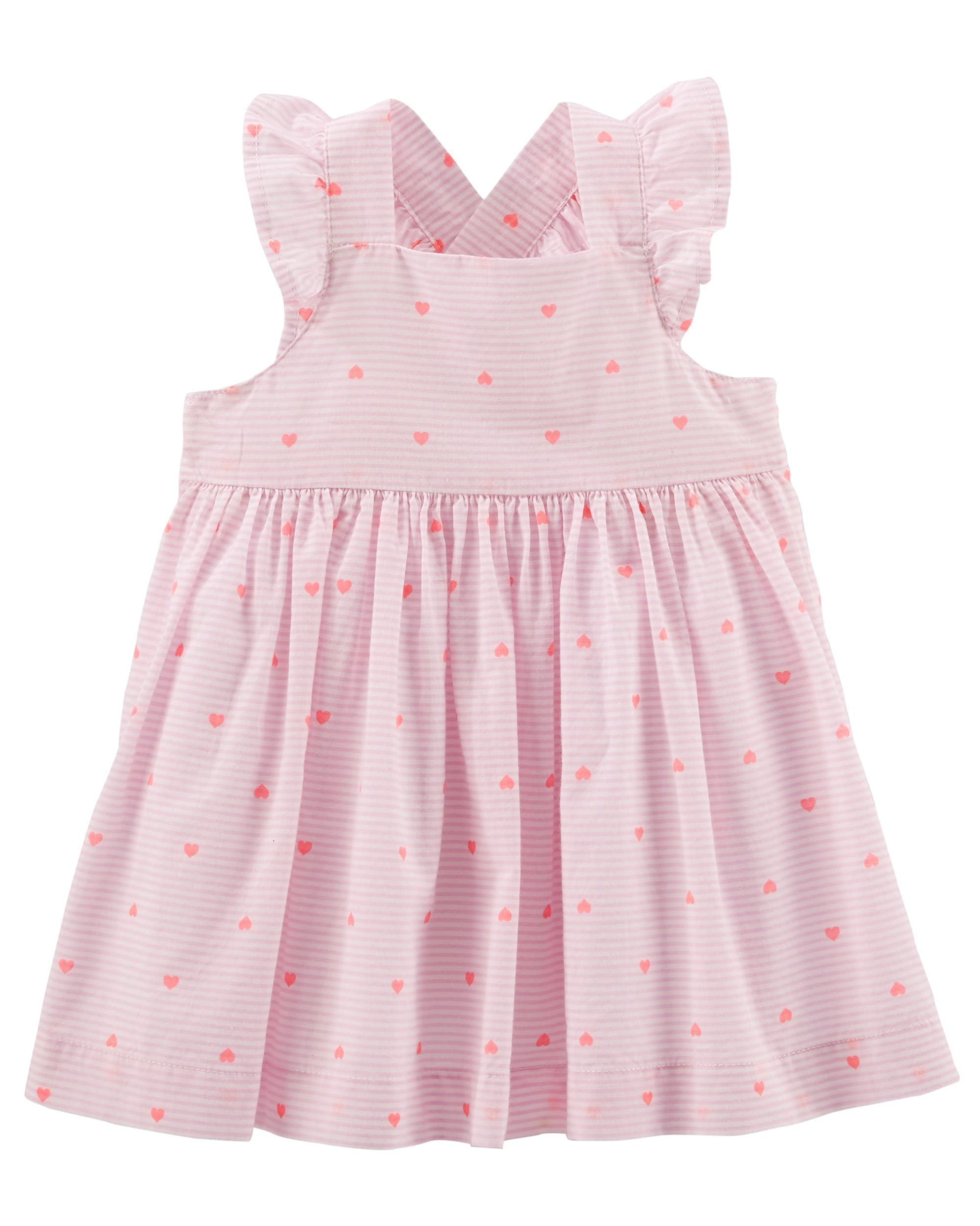 Cross Back Heart Dress Patterns Baby Checklist And Fashion Kids Mom N Bab Blouse Madison Denim Size 5t