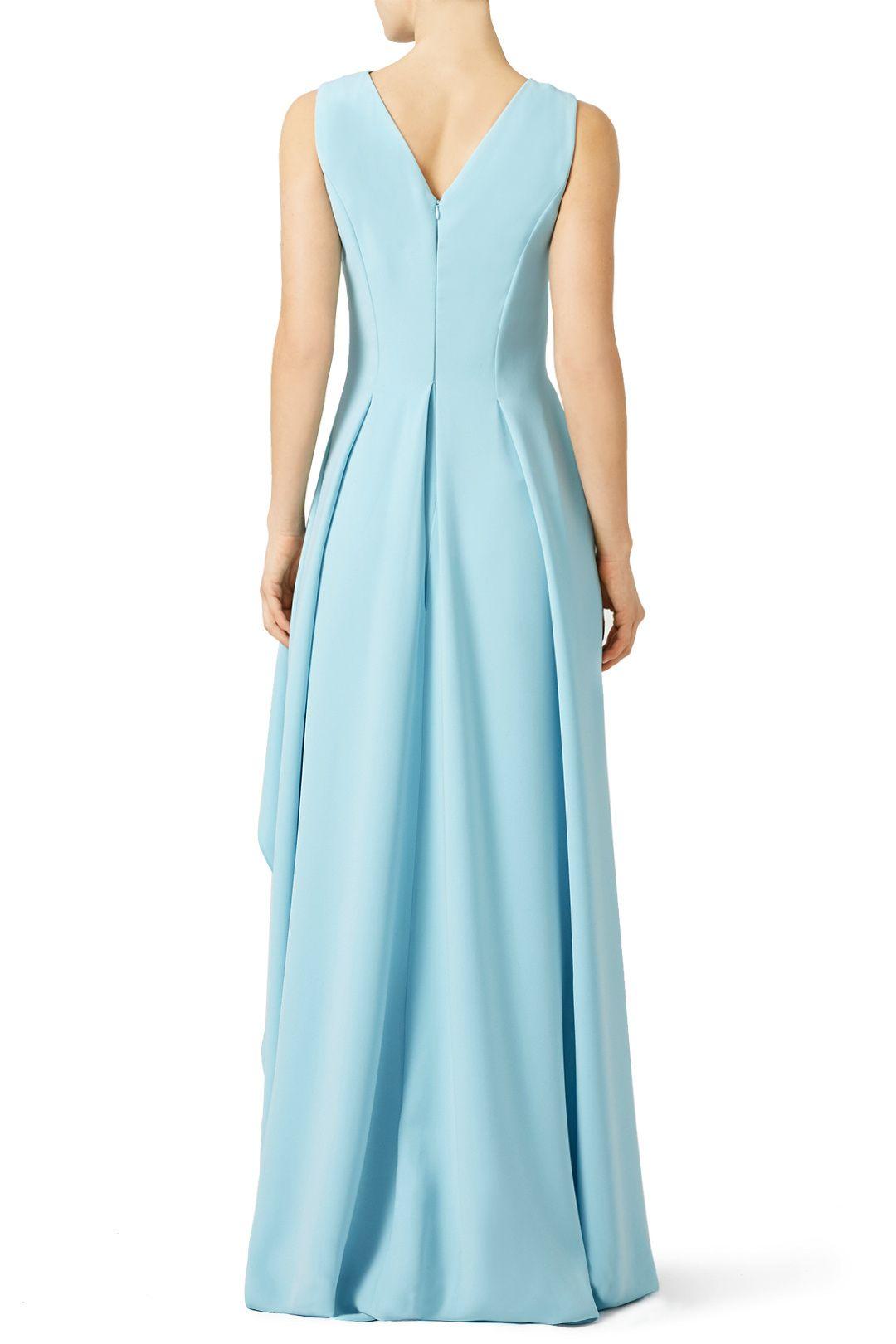 Light Blue Petal Jumpsuit | Lights, Designers and Shopping