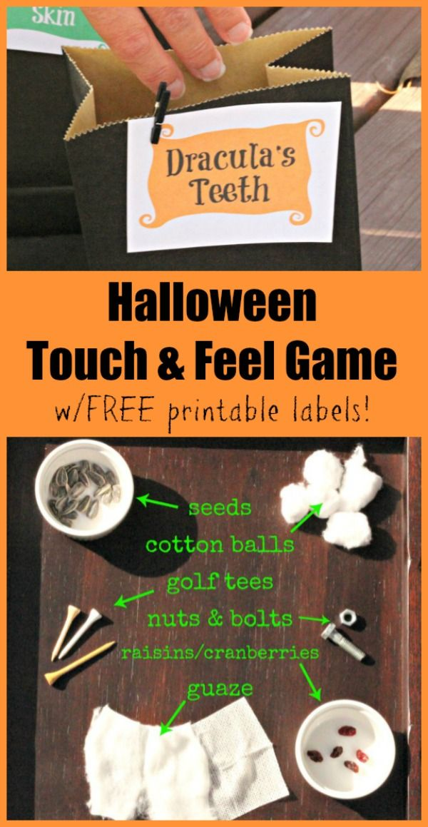 Halloween Party Game for Kids