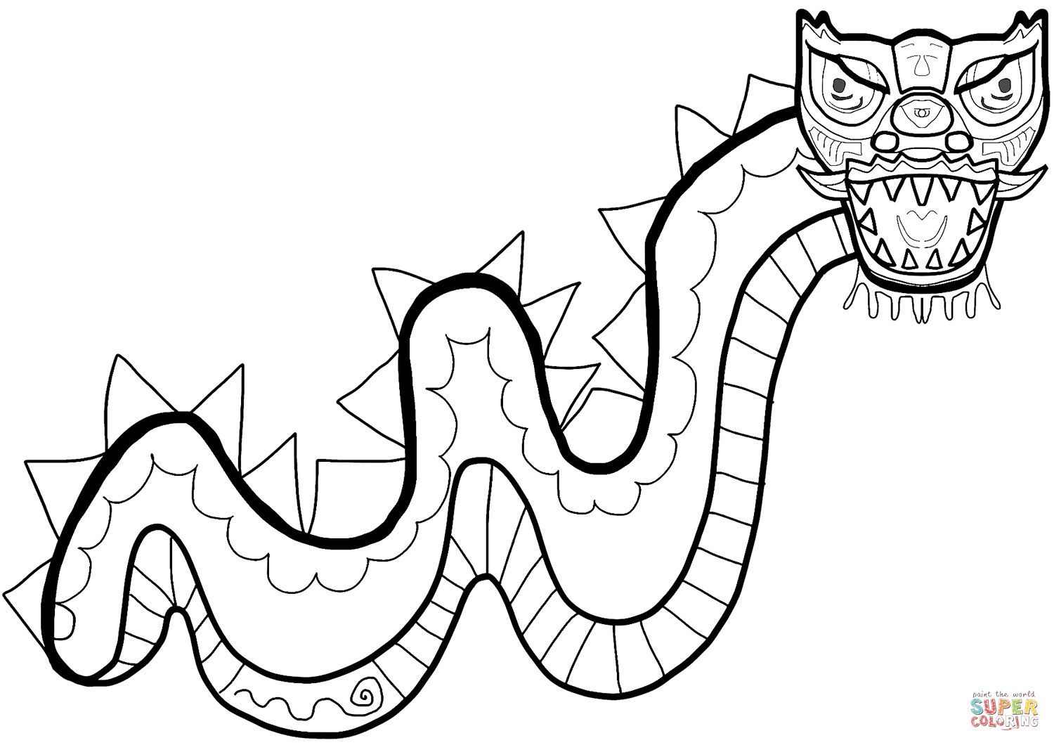 26+ Chinese new year coloring pages printable ideas