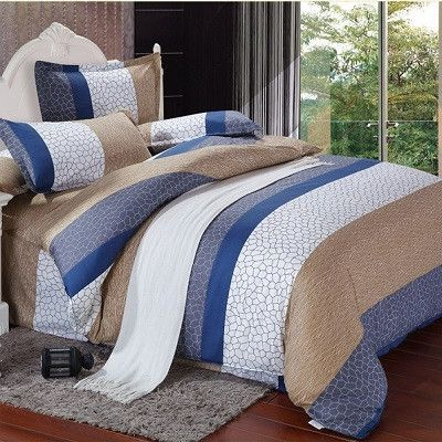 New Printing Bedding Set Fashion Bed Sheet / Duvet Cover / Pillowcase Winter Cotton 4 Pcs Bed Set Comforter Bedding Sets