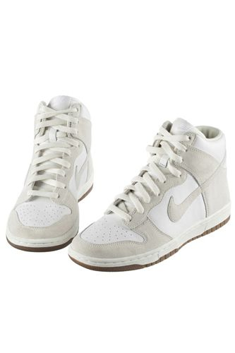 APC Nike Collaboration- White Nike Dunks. Nike Women's ShoesNike ...