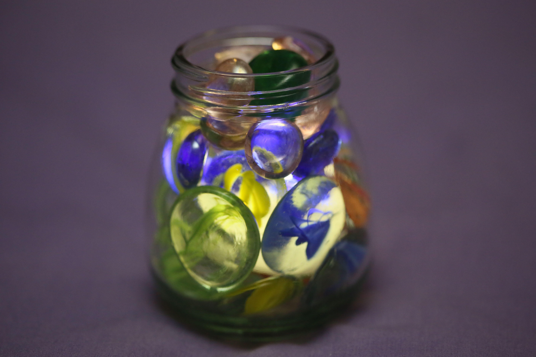 How to Create a Marble Glow Lamp -- via wikiHow.com