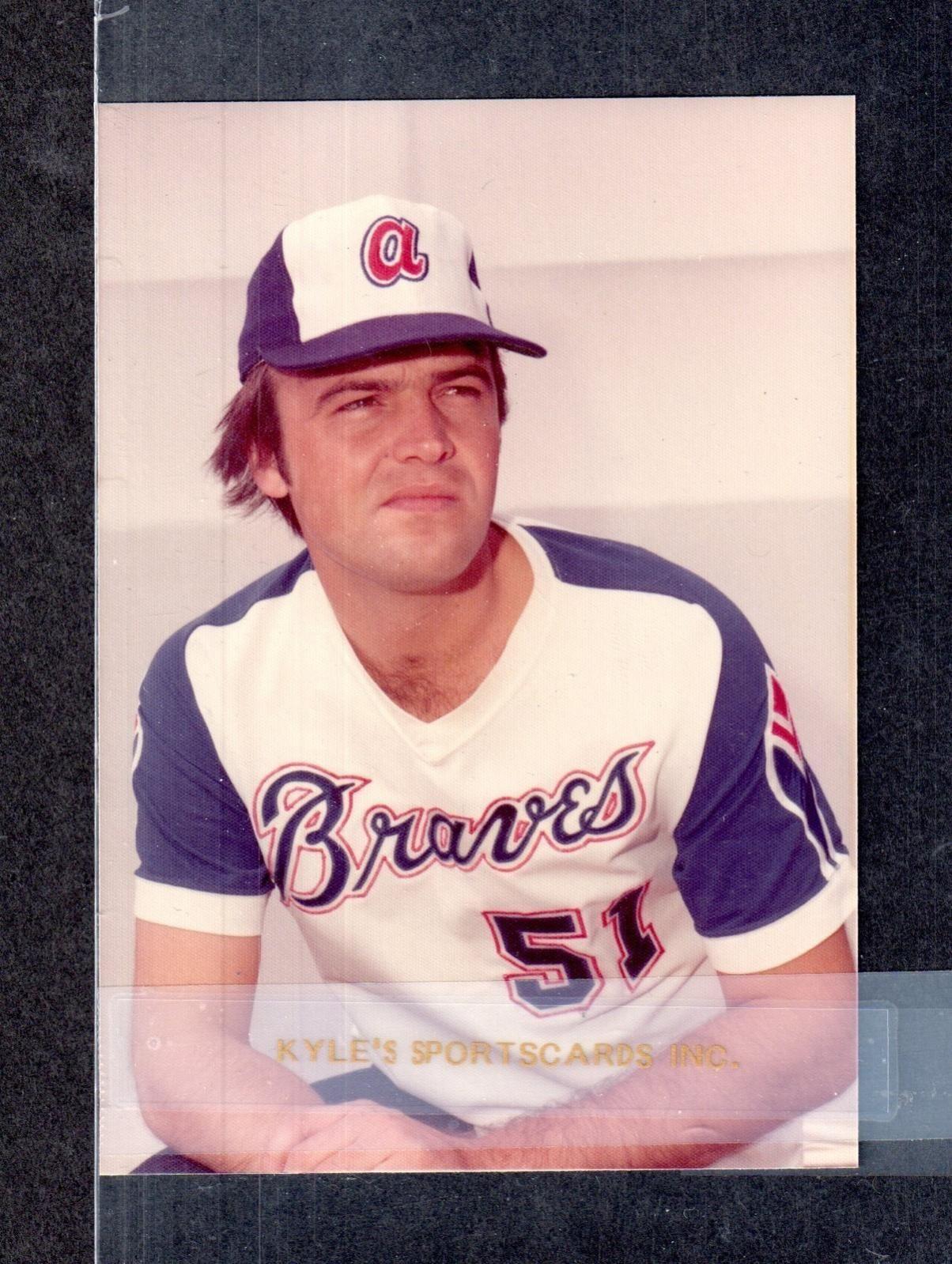 Alan Closter Atlanta Braves Braves Atlanta