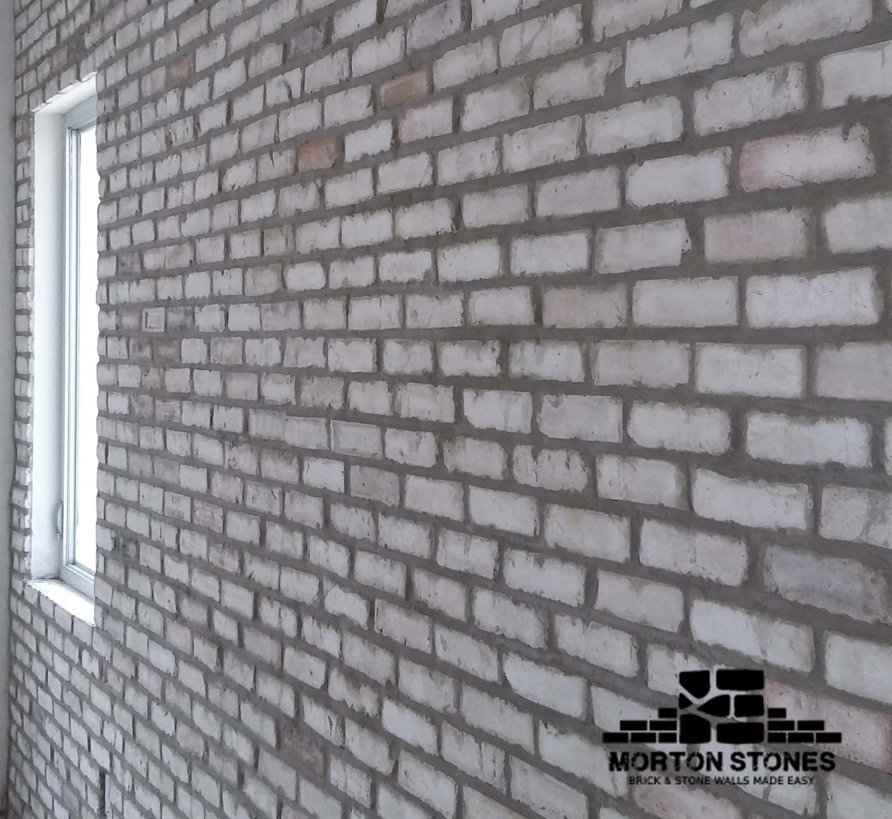 Brick Veneer Solutions For Contemporary Design Brick Veneer Brick Interior Wall Thin Brick