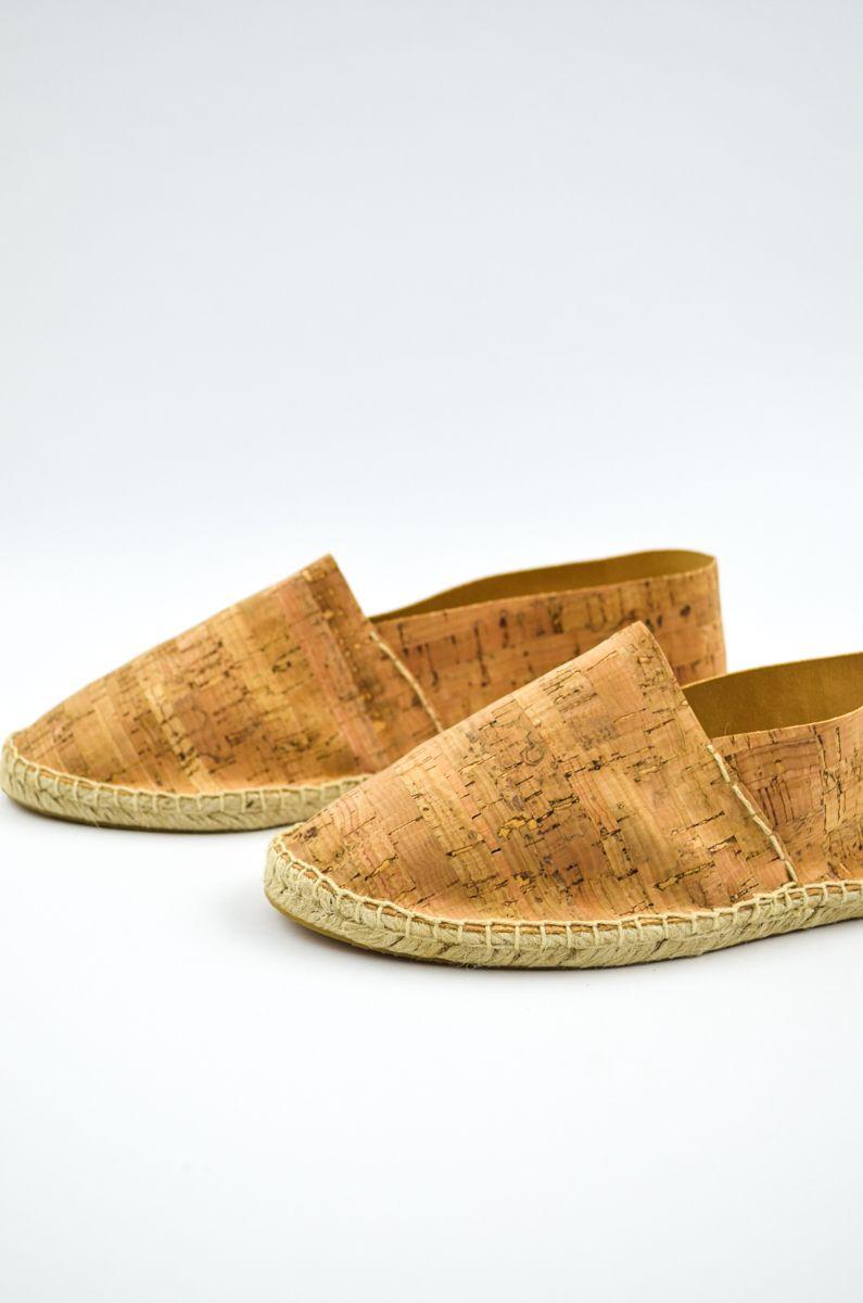 Diy Herbstliche Kork Espadrilles Schuhe Und Lederbearbeitung