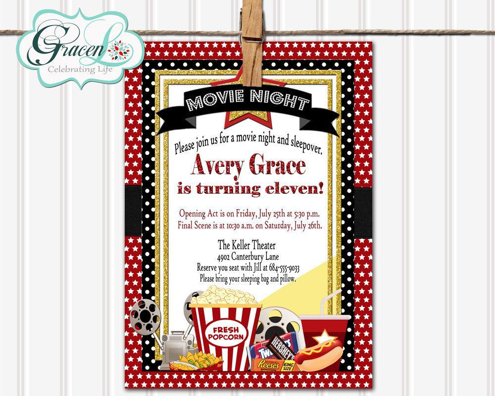 birthday party invitation design free | birthday invitations ...