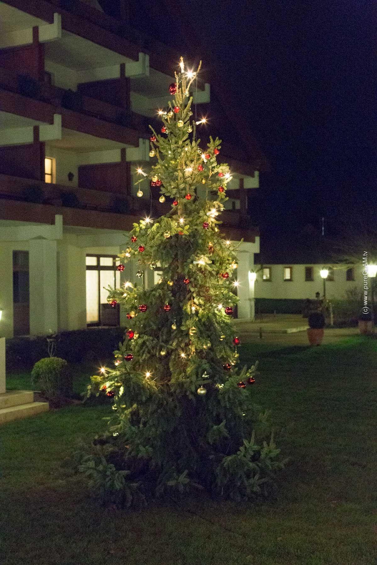 Christmas Decoration - Hotel Eisvogel in Bad Gögging in Deutschland ...