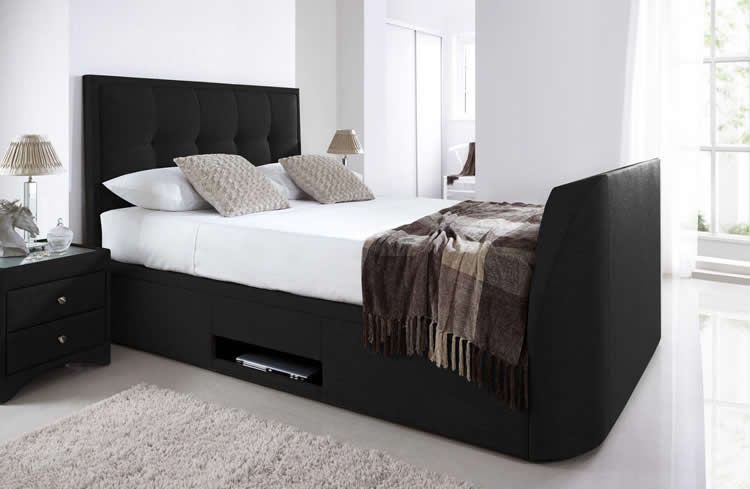 The Windermere King Size TV Bed The Windermere Electric TV Bed is the  latest Kaydian design - The Windermere King Size TV Bed The Windermere Electric TV Bed Is