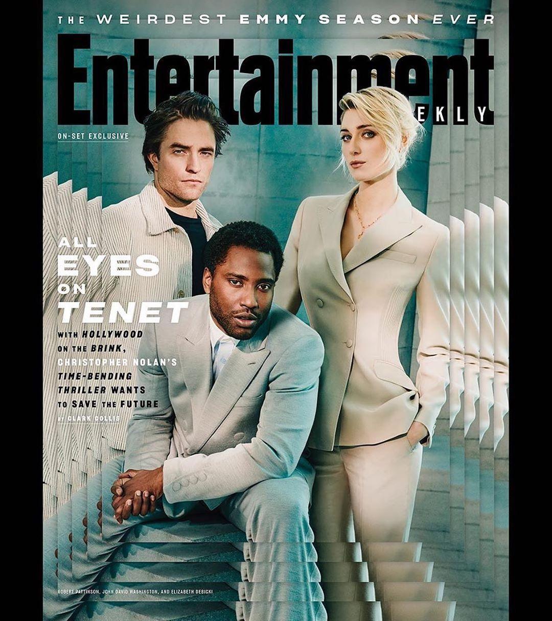Tenet Officiel En 2020 Robert Pattinson Christopher Nolan Sortie De Film