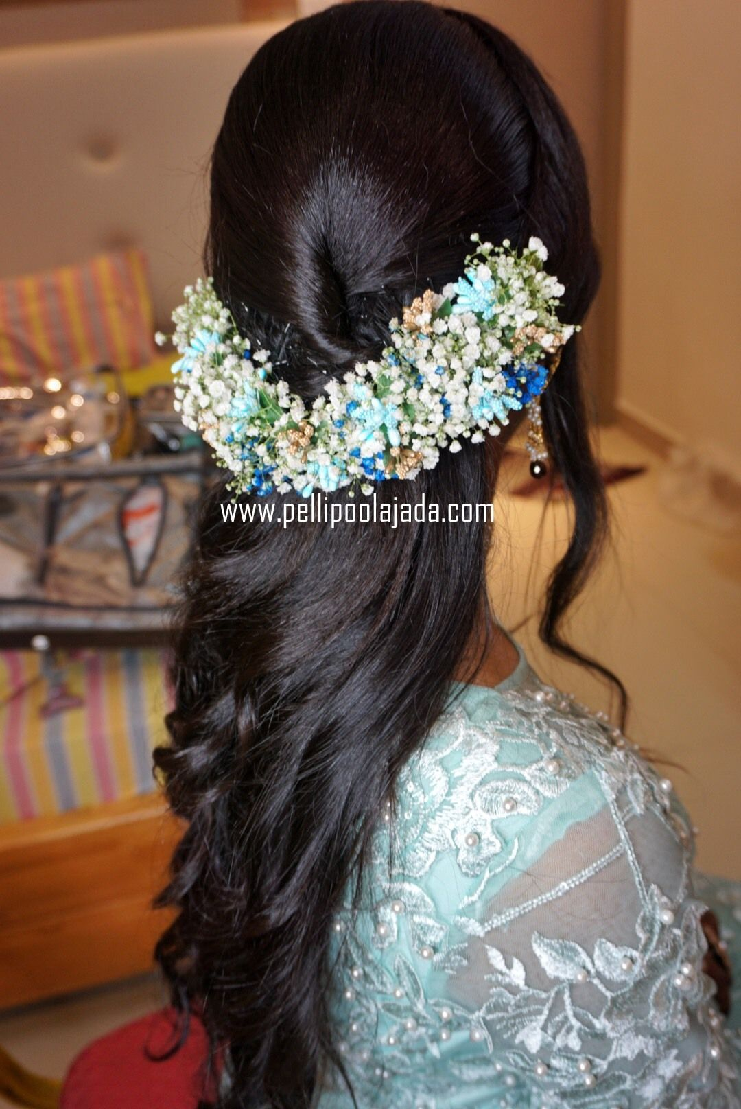 order fresh flower poolajada, bridal accessories from our