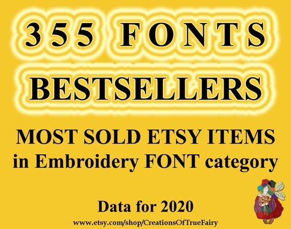 Best selling items embroidery FONTS Popular embroidery fonts Trending font Popular fonts svg Popular