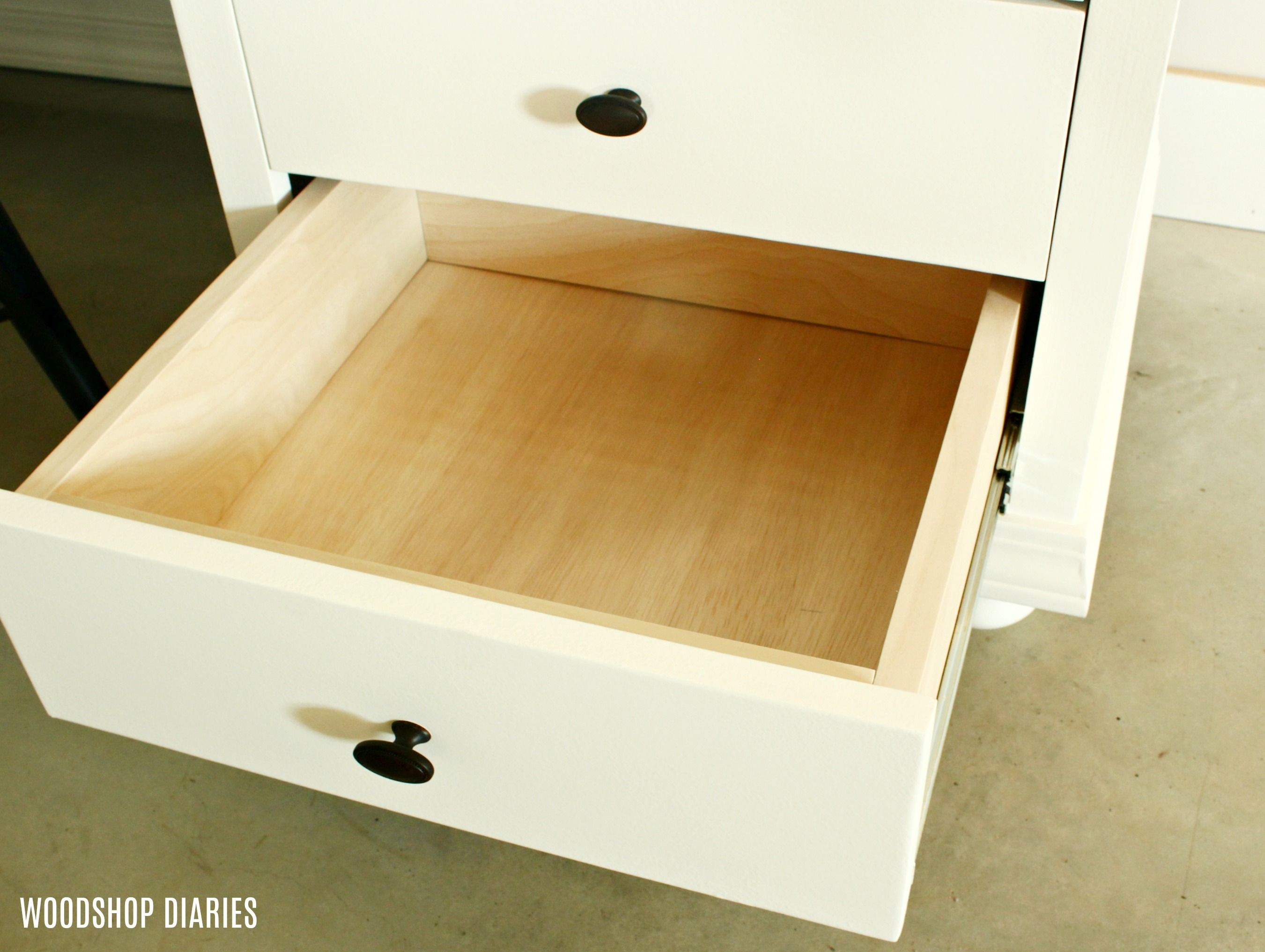 How to Build Drawers{A Complete Guide to Drawer Making