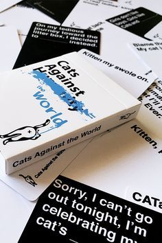 Cats against the world the unofficial expansion pack to cards cats against the world the unofficial expansion pack to cards against humanity free shipping bookmarktalkfo Image collections
