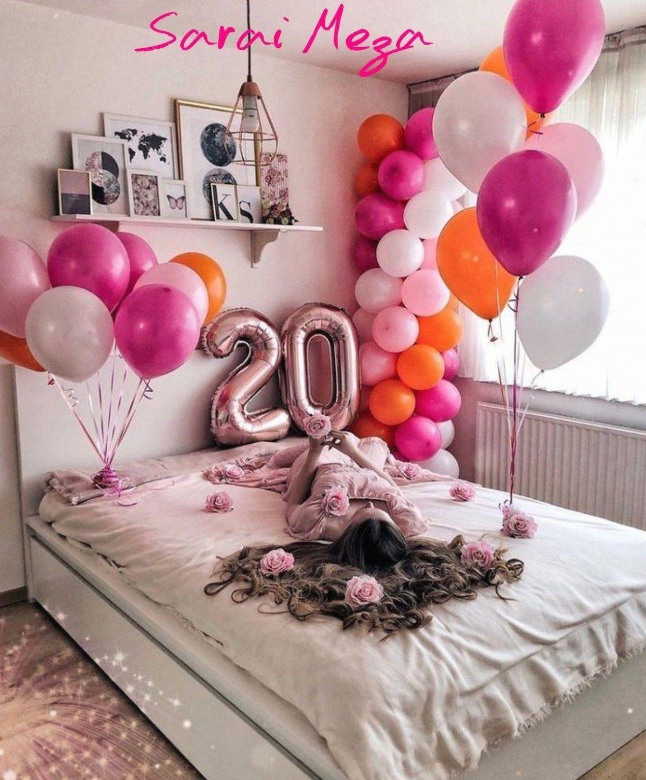 Homedecor Birthday Room Decorations Birthday Balloon Decorations 21st Birthday Decorations
