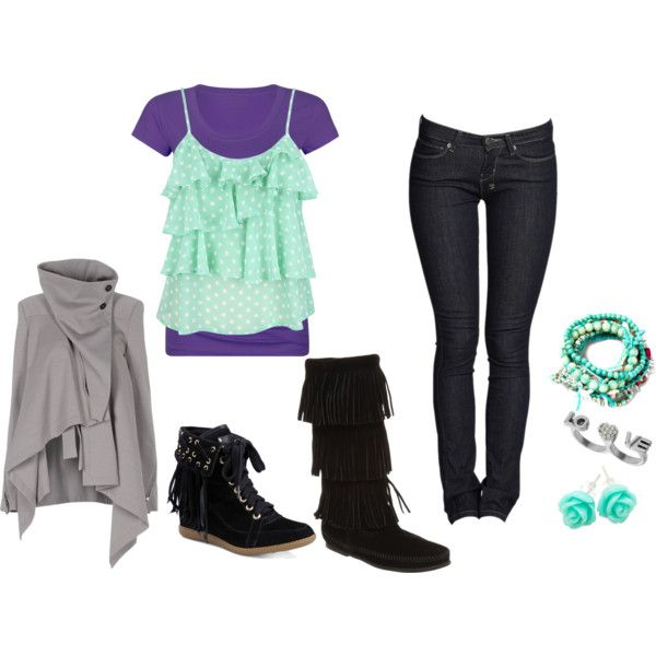 """""""Favorite Outfit"""" by e6b6m6 on Polyvore"""
