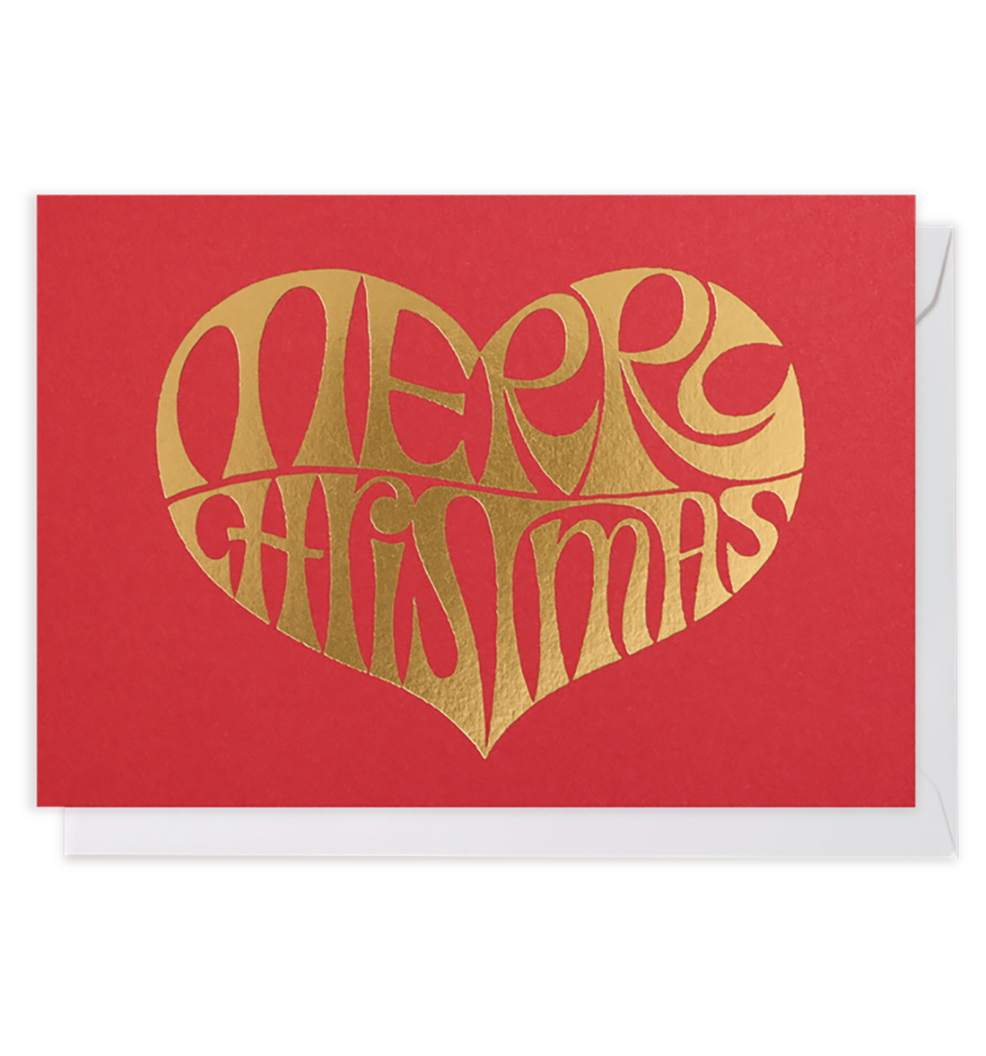Merry Christmas Card By Alexander Girard Is Bold, Colourful And