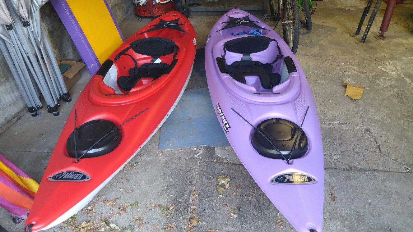 Pelican Maverick 100x Kayaks Kayaking Kayak Camping Home