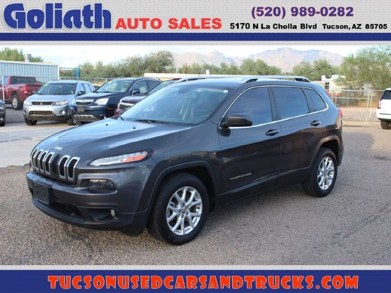 2014 Jeep Cherokee Latitude Goliath Auto Sales Llc Auto